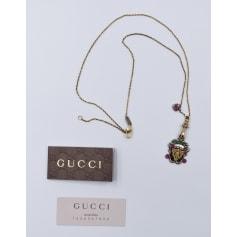 Collier Gucci  pas cher