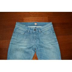 Jeans slim Hugo Boss  pas cher