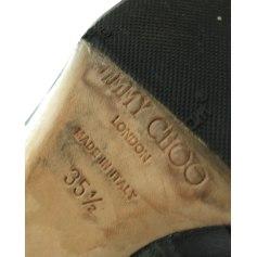 Escarpins à bouts ouverts Jimmy Choo  pas cher