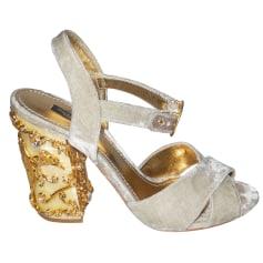 Heeled Sandals Dolce & Gabbana