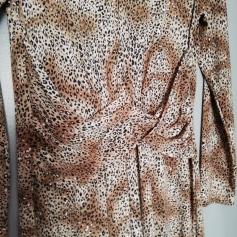 Robe mi-longue No Excuse  pas cher