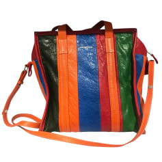 Schultertasche Leder Balenciaga Bazar