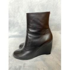 Bottines & low boots à compensés Gucci  pas cher