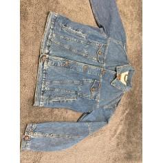 Denim Zipped Jacket Marlboro Classics