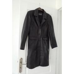 Manteau en cuir Leather Millenium  pas cher