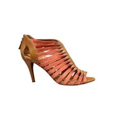 Sandales compensées Ralph Lauren  pas cher