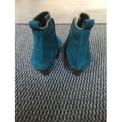 Bottines & low boots à talons San Marina  pas cher