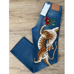 Straight-Cut Jeans  Gucci