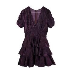 Robe courte Atelier Marey  pas cher