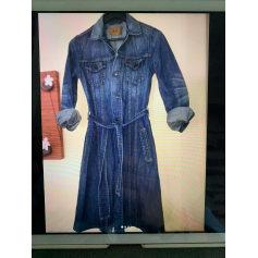 Robe en jeans Levi's  pas cher