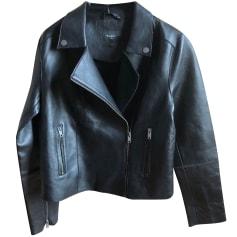Leather Jacket Pepe Jeans