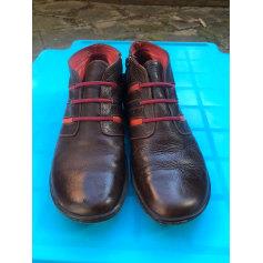 Bottines & low boots plates Hispanitas  pas cher