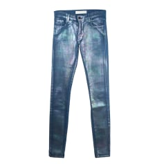 Jeans slim 75 Faubourg  pas cher