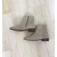 Bottines & low boots plates Vagabond  pas cher