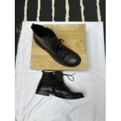 Bottines & low boots plates San Marina  pas cher