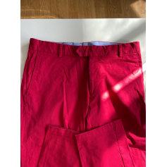 Pantalon droit Vicomte A.  pas cher