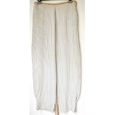 Pantalon large Krizia  pas cher