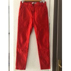 Pantalon droit Reiko  pas cher