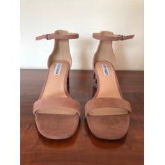 Sandales à talons Steve Madden  pas cher