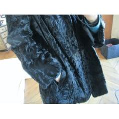 Blouson, veste en fourrure Vintage  pas cher