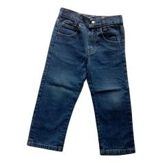Jeans droit Kid's Graffiti  pas cher