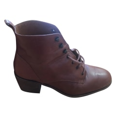 Wedge Ankle Boots Sessun