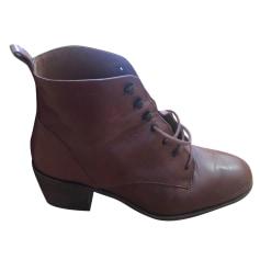 Bottines & low boots à compensés Sessun  pas cher