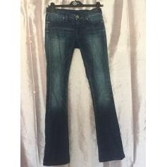 Jeans évasé, boot-cut FreeSoul  pas cher