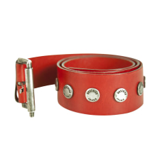 Ceinture large Moschino  pas cher