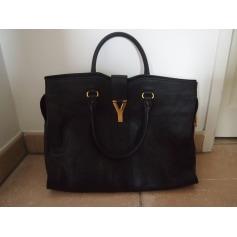 Lederhandtasche Yves Saint Laurent Chyc