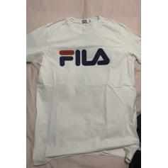 Tee-shirt Fila  pas cher