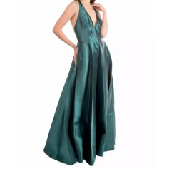 Robe longue Badgley Mischka  pas cher