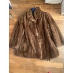 Manteau en fourrure Alaska  pas cher