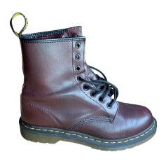 Flat Ankle Boots Dr. Martens