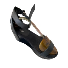 Wedge Sandals Maje