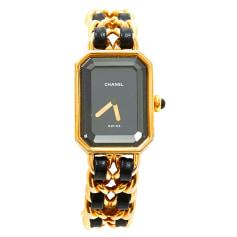 Montre au poignet Chanel Première pas cher