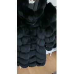 Manteau en fourrure Fourrures Hiver  pas cher