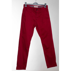 Straight Leg Pants Celio