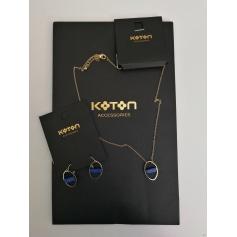 Parure bijoux Koton  pas cher