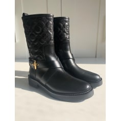 Biker-Boots Louis Vuitton