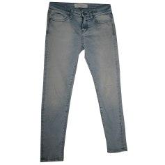 Pantalone slim, a sigaretta Iro