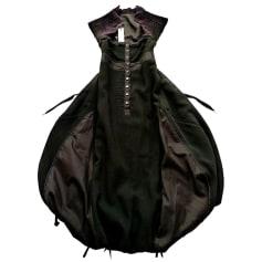 Robe mi-longue High  pas cher