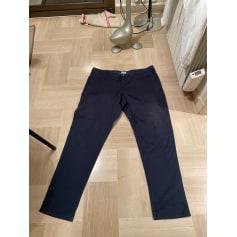 Pantalon large Serge Blanco  pas cher