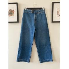 Boot-Cut Jeans Sézane