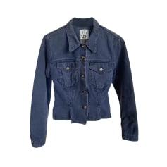 Giacca di jeans Jean Paul Gaultier