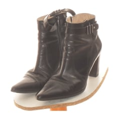 Bottines & low boots plates San Marina  pas cher