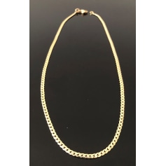 Collier Histoire d'Or