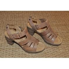 Sandales à talons Ligne à Suivre  pas cher