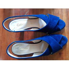 Sandales à talons Gabor  pas cher