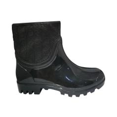 Bottines & low boots plates Calvin Klein  pas cher